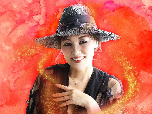 マリア・珠祥写真
